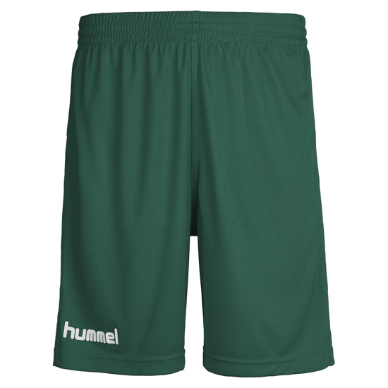 hummel Shorts Core Poly grün