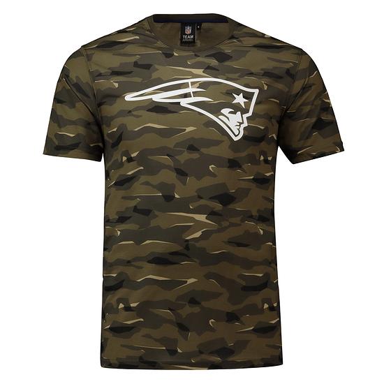 Fanatics New England Patriots T-Shirt Digi Camo khaki