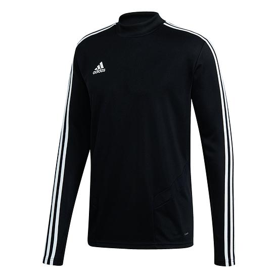 Adidas Trainingsshirt Langarm Tiro 19 Schwarz