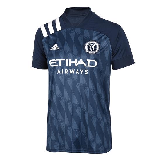 Adidas New York City FC Trikot Auswärts 2020