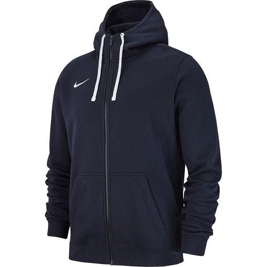 Nike Kapuzensweatjacke Club 19 Dunkelblau