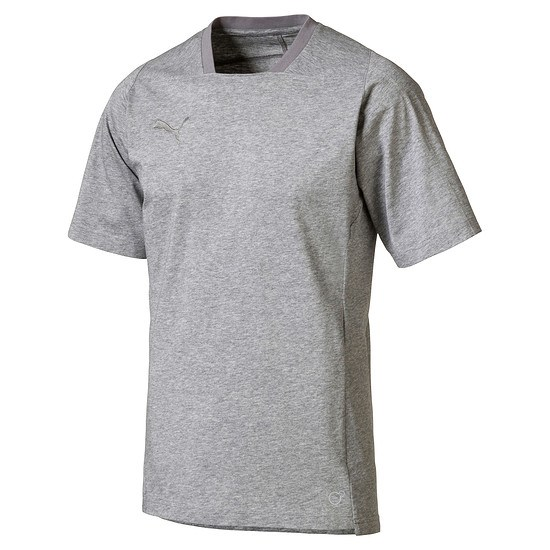 Puma T-Shirt Casuals FINAL Grau