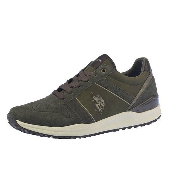 U.S. POLO ASSN. Sneaker Wayron military green