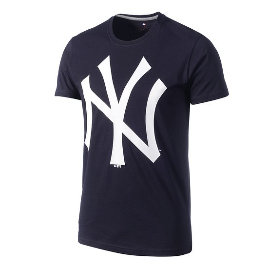 New Era T-Shirt New York Yankees blau