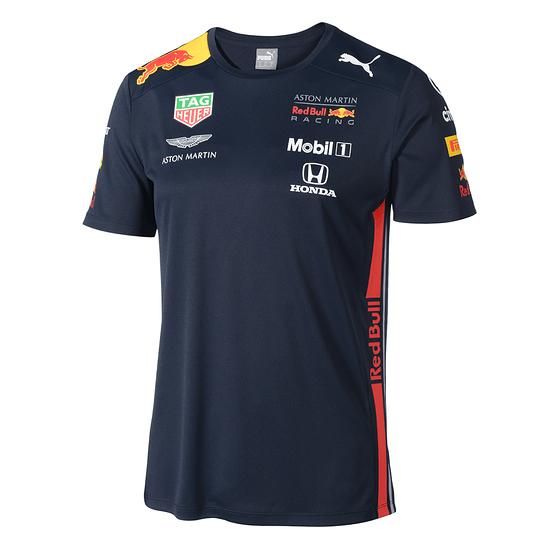 Aston Martin Red Bull Racing Team T-Shirt 2019 navy