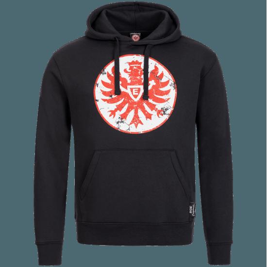 Eintracht Frankfurt Hoodie 1959 schwarz