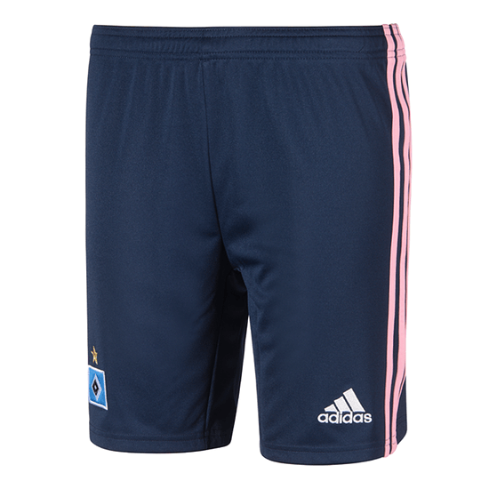 Adidas Hamburger SV Shorts 2019/2020 Auswärts Kinder