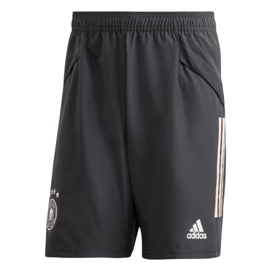 Adidas Deutschland DFB Team Shorts EM 2020 Anthrazit