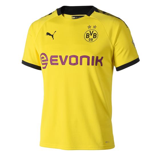 Puma Borussia Dortmund Trikot 2019/2020 Authentic Heim