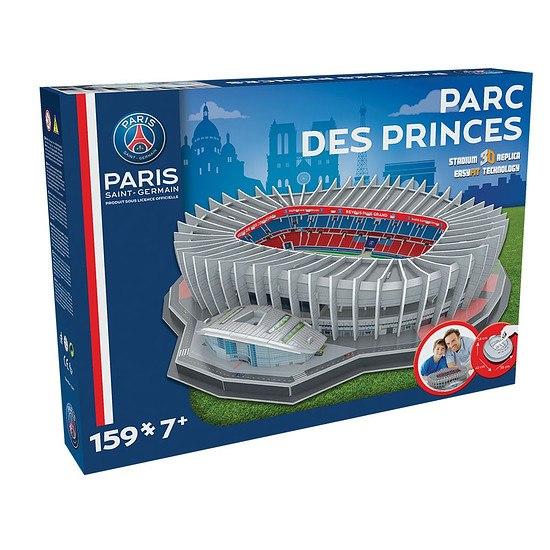 nanostad 3D Stadion Puzzle Prinzenparkstadion PSG