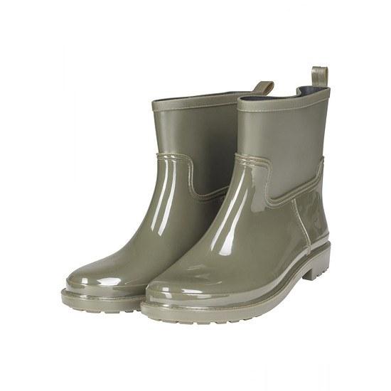 URBAN CLASSICS Gummistiefel Rain oliv