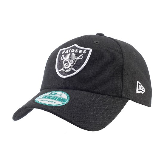 New Era Oakland Raiders Cap The League schwarz
