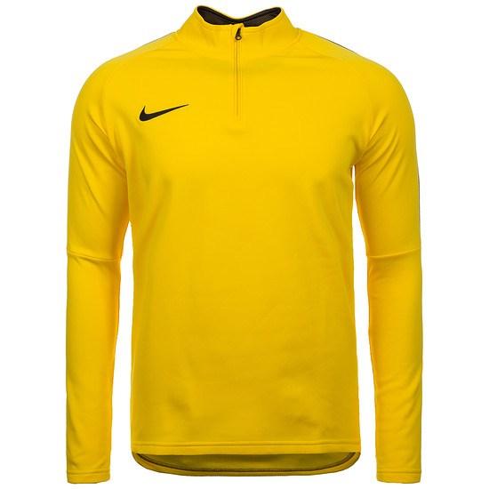 Nike Trainingsshirt Academy 18 Drill Gelb