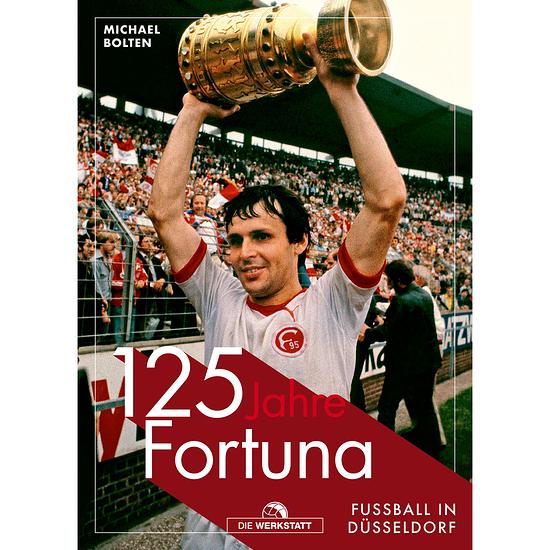 Buch 125 Jahre Fortuna Düsseldorf