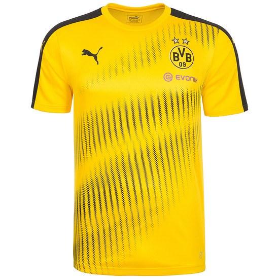 Puma Borussia Dortmund Stadium Shirt Gelb