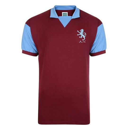 Scoredraw Aston Villa Retro Trikot 1971