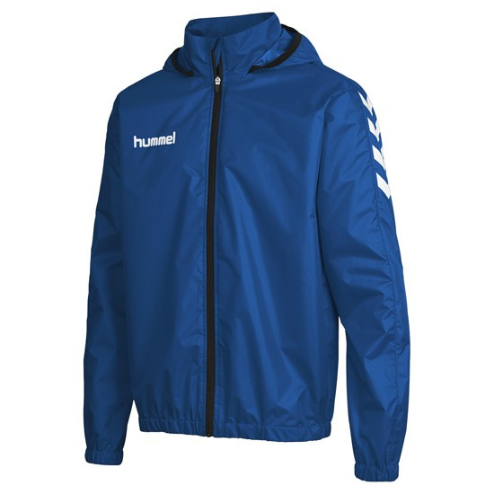 hummel Jacke Core Spray blau