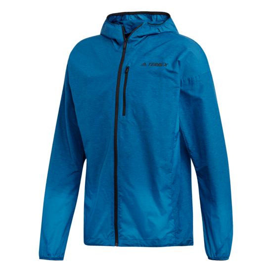 Adidas TERREX Jacke Windbreaker Blau