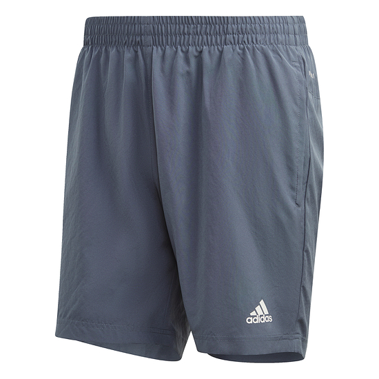 Adidas Trainings- und Laufshorts AEROREADY Blau