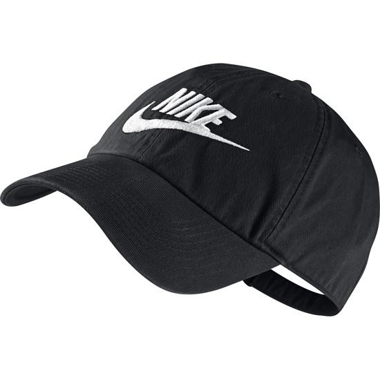 Nike Cap Futura H86 schwarz/weiß