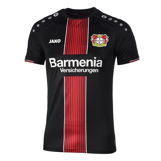 Jako Bayer 04 Leverkusen Trikot 2018/2019 Kinder Heim