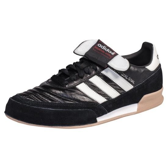 Adidas Mundial Goal Indoor Fußballschuh schwarz/weiß