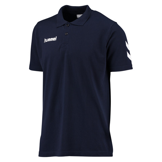 hummel Poloshirt Core Cotton marine