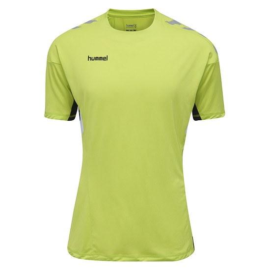 hummel T-Shirt Tech Move Jersey limette