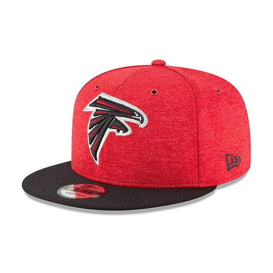 New Era Atlanta Falcons Cap 9FIFTY Sideline rot