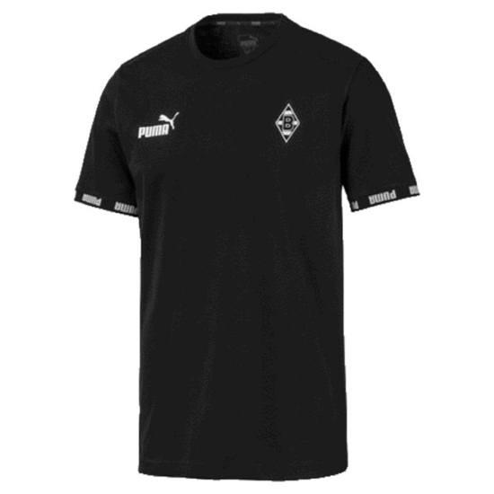 Puma Borussia Mönchengladbach T-Shirt Culture 2019/2020 Schwarz