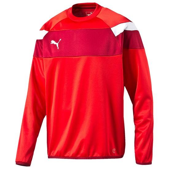 Puma Sweatshirt Spirit Rot