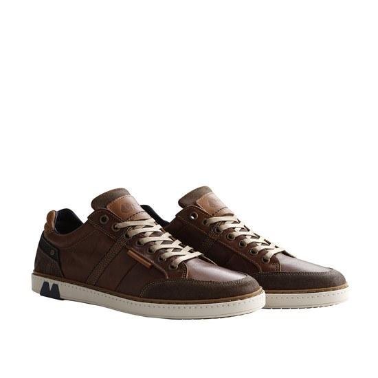 NoGRZ Sneaker B. Fuller cognac