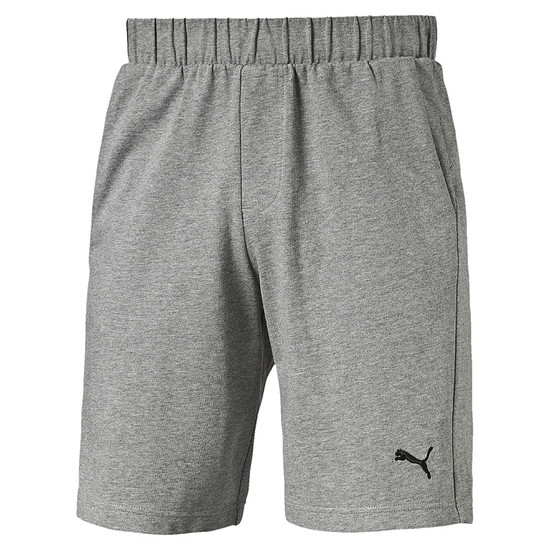 Puma Shorts ESS Sweat Grau