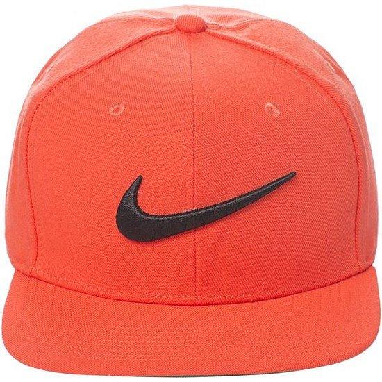 Nike Cap Swoosh Pro orange/schwarz