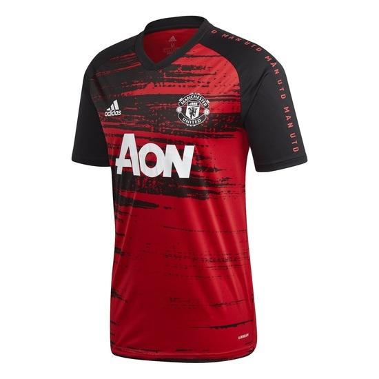 Adidas Manchester United Präsentationsshirt 2020/2021 Rot