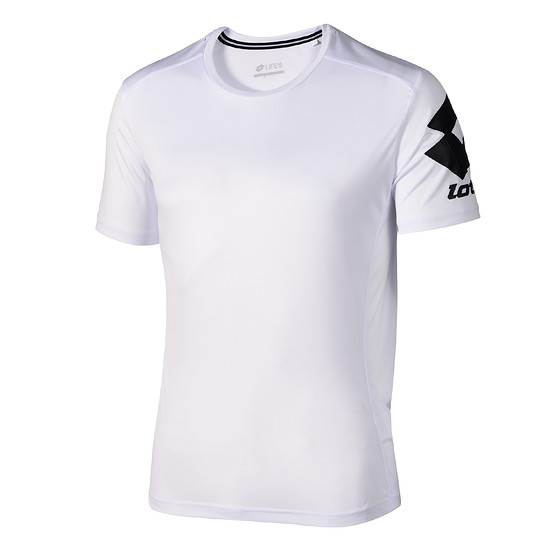 Lotto T-Shirt Smart weiß