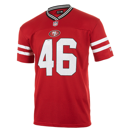 New Era San Francisco 49ers Oversized Tee rot