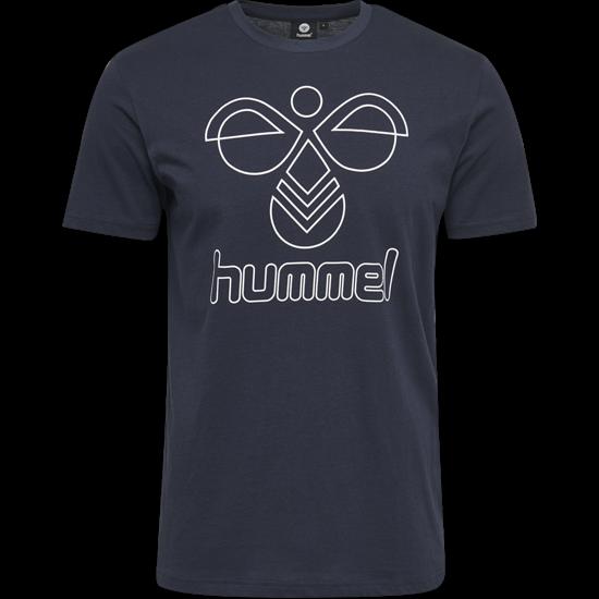 hummel T-Shirt Peter blau