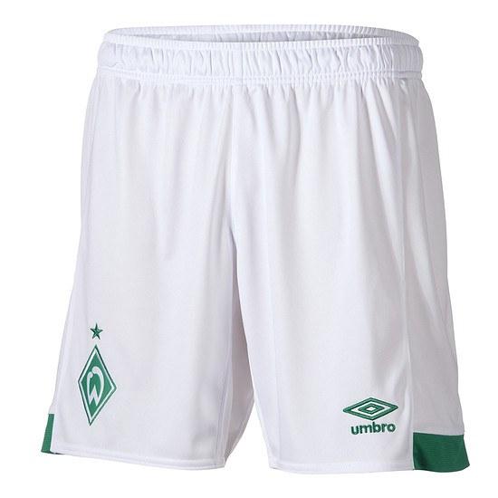 Umbro SV Werder Bremen Shorts 2018/2019 Heim
