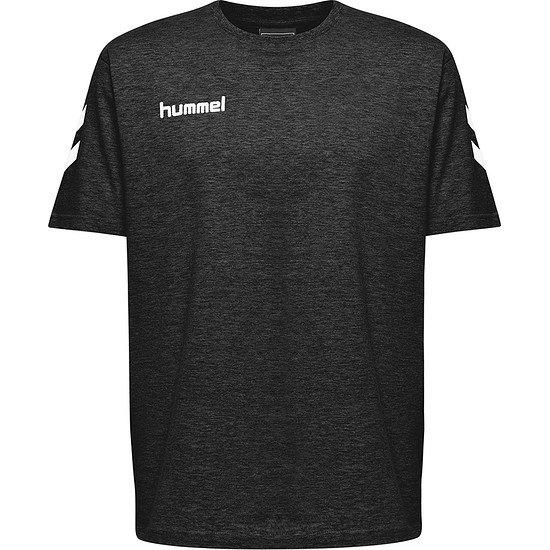 hummel T-Shirt Go Cotton schwarz