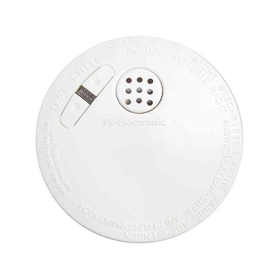 TS-Electronic Rauchmelder weiß