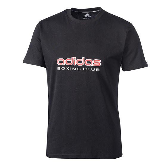 Adidas T-Shirt Boxing Club schwarz