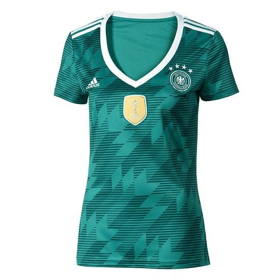 Adidas Deutschland Trikot Auswärts Damen WM 2018