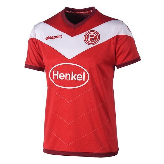 uhlsport Fortuna Düsseldorf Trikot 2018/2019 Kinder Heim