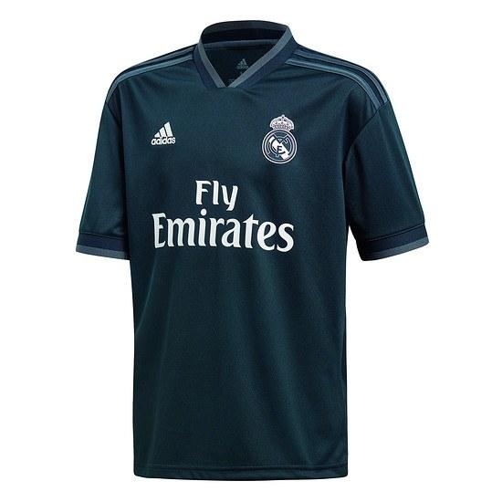 Adidas Real Madrid Trikot 2018/2019 Kinder Auswärts