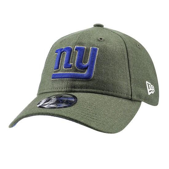 New Era New York Giants Cap 9TWENTY Salute To Service grün