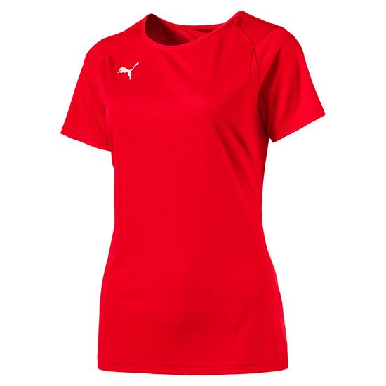 Puma Trainingsshirt LIGA Damen rot