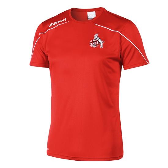 uhlsport 1. FC Köln Trainingsshirt 2019/20 Kinder rot/weiß