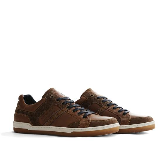 NoGRZ Sneaker C. Campbell cognac