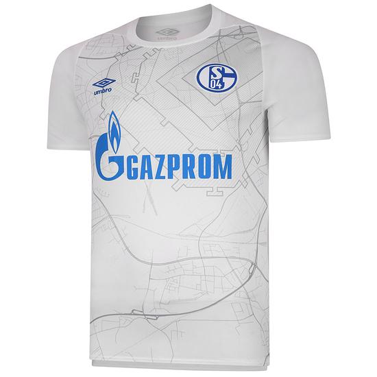 Umbro FC Schalke 04 Trikot 2020/2021 Auswärts